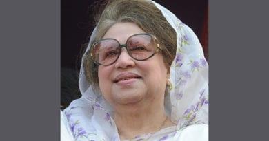 খালেদা জিয়া, Lal sobujer kotha
