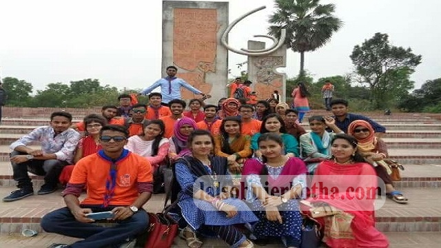 মনোলোভা কুমিল্লা বিশ্ববিদ্যালয়,বার্ড ও শালবন বিহার